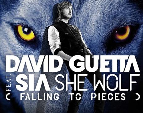 David Guetta feat Sia - She Wolf (Falling to pieces) | MusicLife