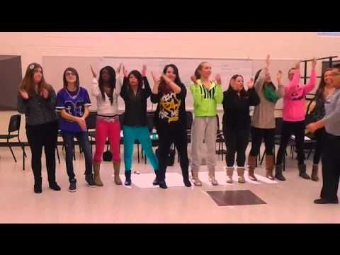 Happy - Pharrell Williams - Indian Trail High School & Academy -  I love my school!