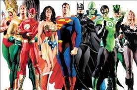 The Justice League Of America Costumes