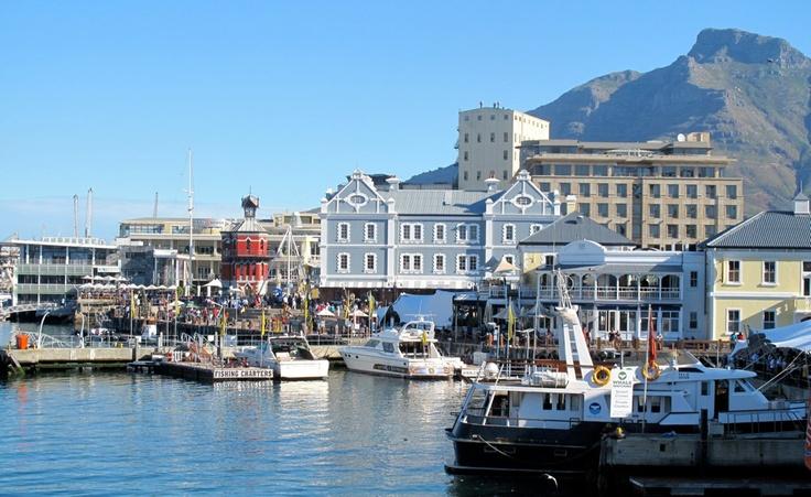 V Wharf, Cape Town, South Africa