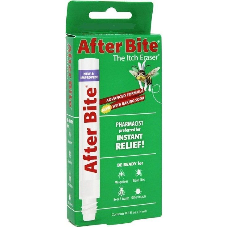 After Bite New & Improved Insect Bite Treatment, .5-ounce, (4 pack)  #AfterBite