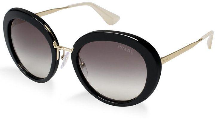 Prada Sunglasses, PR 16QS 55 on shopstyle.com