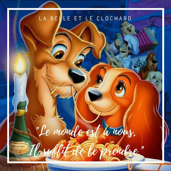 Le prendre ..... Citation Disney