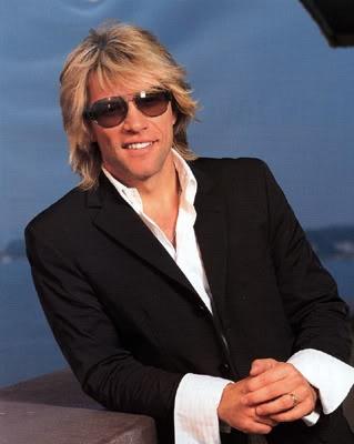 One of my favorite photos of Jon Bon Jovi