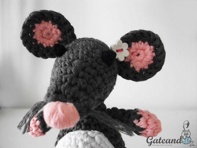 Amigurumi For Dummies : How to crochet for beginners the whoot