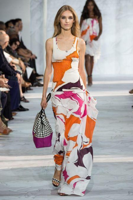 Diane-von-Furstenberg-Spring-Summer-2015-Collection-New-York-Fashion-Week- Fashion Fist (6)