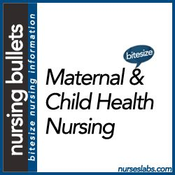 how to become maternal child health nurse