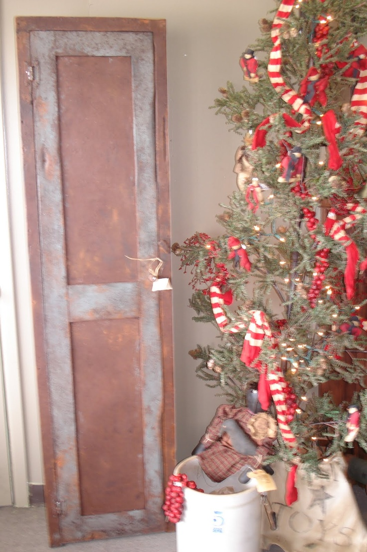 Primitive country christmas decorations - Find This Pin And More On Primitive Country Christmas