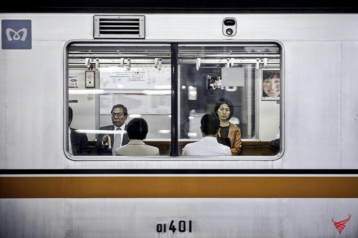 Tokyo Underground - Hurban Vortex Book Making Off