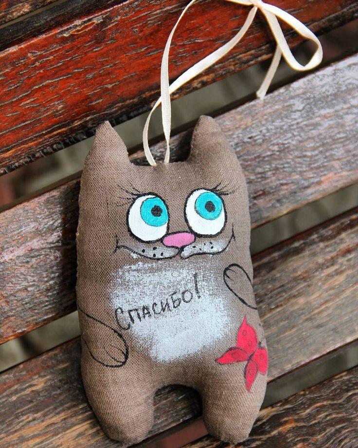229 отметок «Нравится», 1 комментариев — Тамара Коваль (@kovaltamara) в Instagram: «#котик пахнет #кофем так и хочется его съесть )) #кофейныеигрушки #кукласвоимируками #кот #котик…»