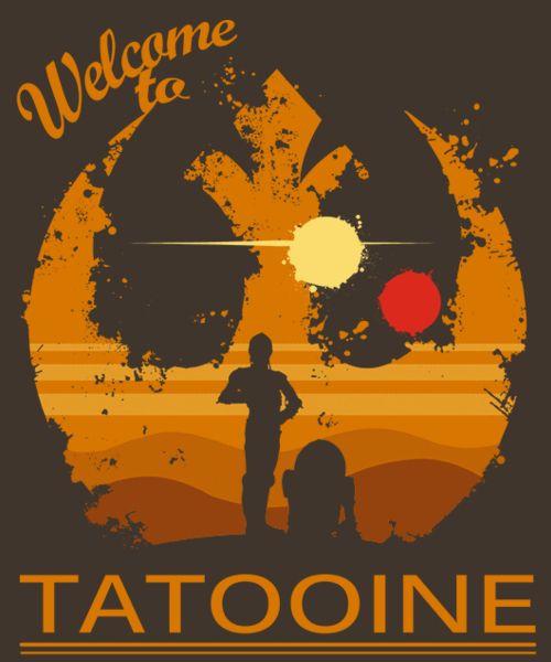 Welcome to Tatooine