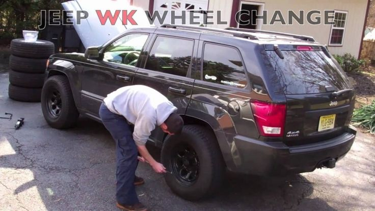 2010 Jeep Grand Cherokee Tires