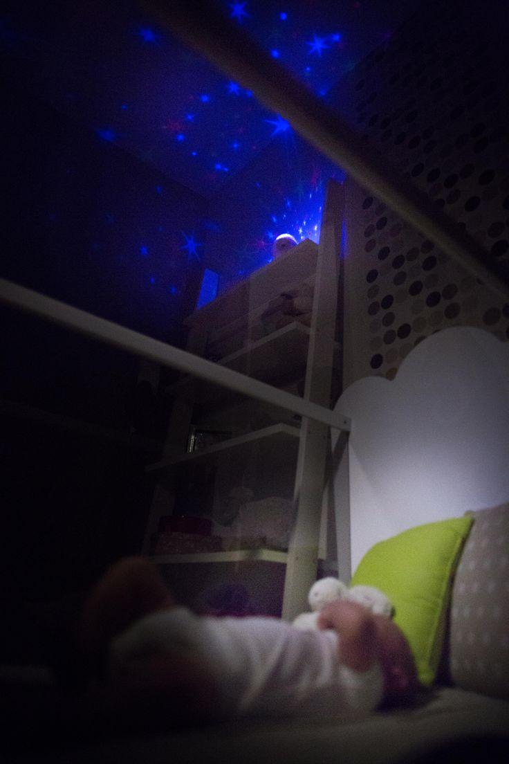 Veilleuse My Music & Light Badabulle : pour une nuit étoilée dans la chambre de bébé