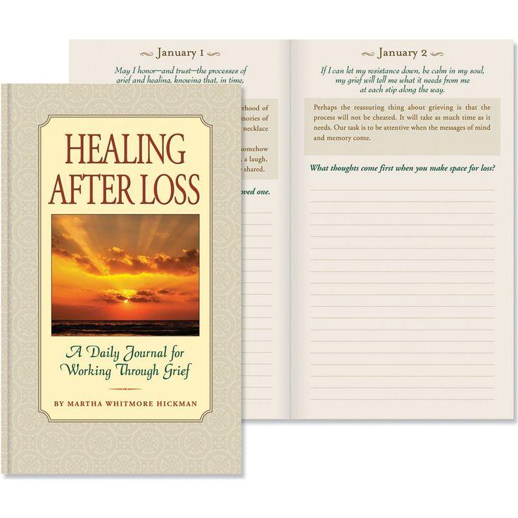 Healing After Loss Journal