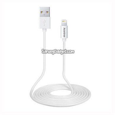 Avantree Sync & Charge Lightning MFI Cable Swan 2M IDR 300.000,-