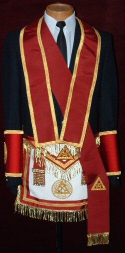 Royal Arch Chapter, Grand Chapter Regalia
