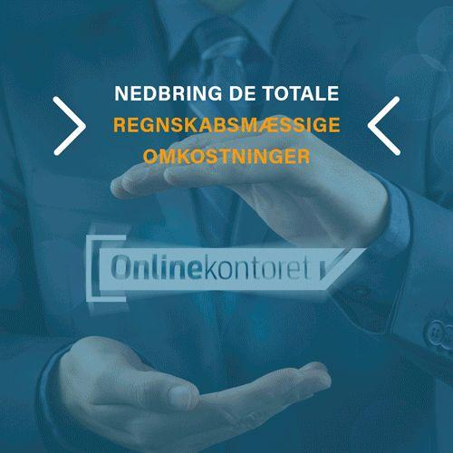Onlinekontoret fokuserer på brancheløsninger til små og mellemstore virksomheder.  Dokumenteret tidsbesparelse på op til 50%.  Er din virksomhed fuldt optimeret?  Vi tilbyder dig den mest fordelagtige systemløsning, økonomisk set.