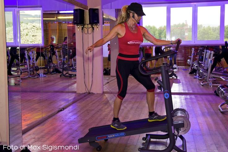 Jill_Cooper alla palestra O2 di Fermo__settembre 2012