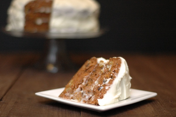 Jewel Bakery Carrot Cake