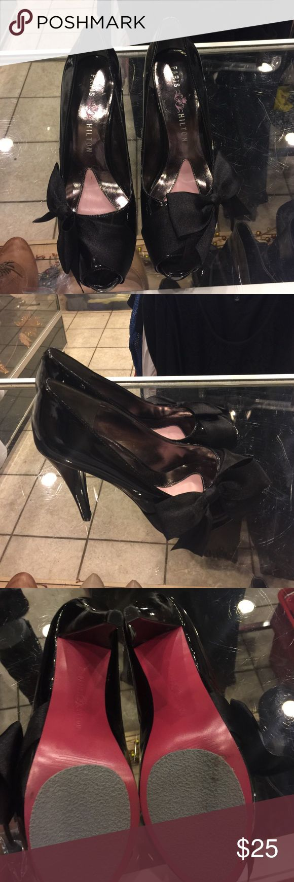 Paris Hilton NWOT Please see pictures before purchasing 😊 Paris Hilton Shoes Heels