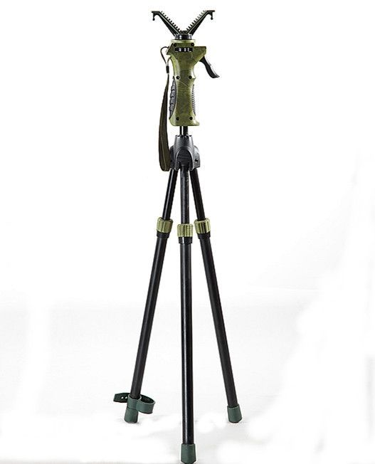 88.56$  Watch now - http://alih70.worldwells.pw/go.php?t=32753798106 - FieryDeer DX-004-03 trigger Twopod camera scopes binoculars hunting stick shooting stickDeer Hunting Tree Stand gunrest