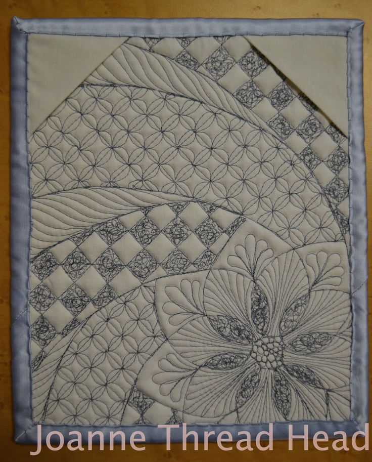 40 best images about Zentangle Quilting on Pinterest