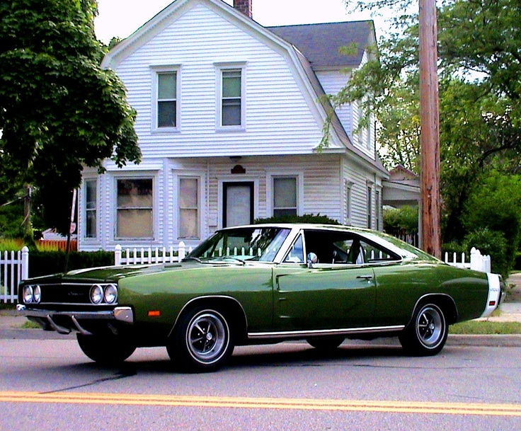 1969 Dodge Charger 500.