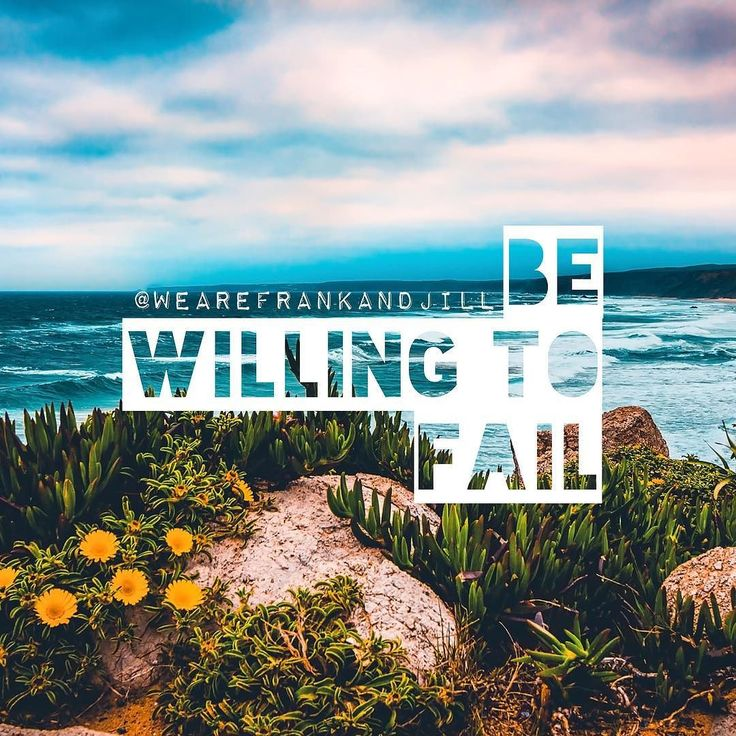 Massive lesson for life. Be willing to fail because tge universe is just giving you feedback to help you navigate. There is no such thing as failure if you see positive and negative feedback as valuable. Follow us on our journey @wearefrankandjill Spread the Love