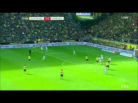 Jugadas a balón parado: Córner 33 B. Dortmund