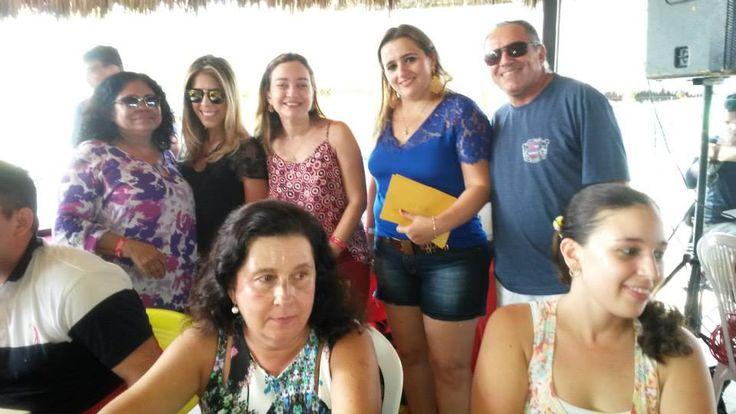 13/12/2014 - Fortaleza - confraternização AFIM