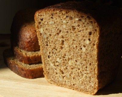 Тминный хлеб (заварной)