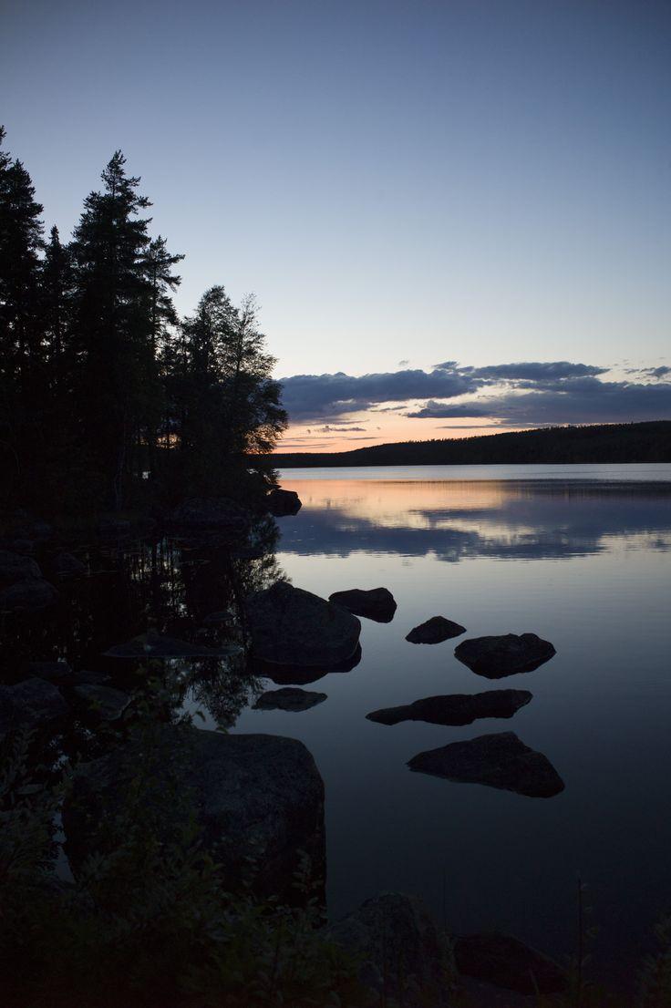 Kaxen by night