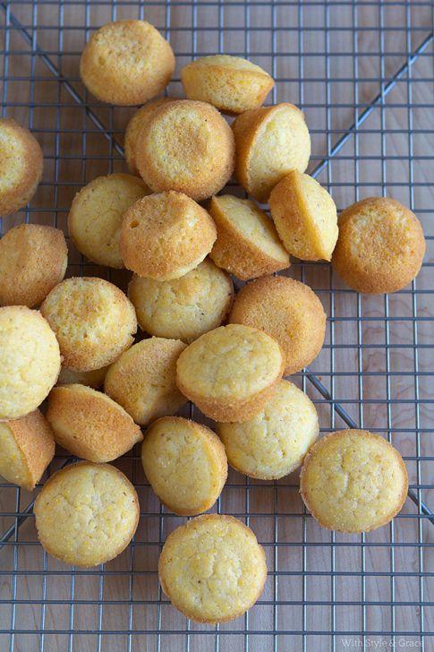 cornbread dairy cornbread mini recipe cornbread cornbread muffins corn ...