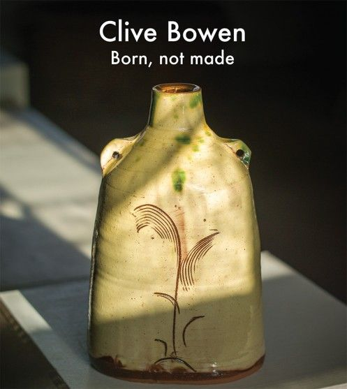 Clive Bowen - Born, not made - DVD