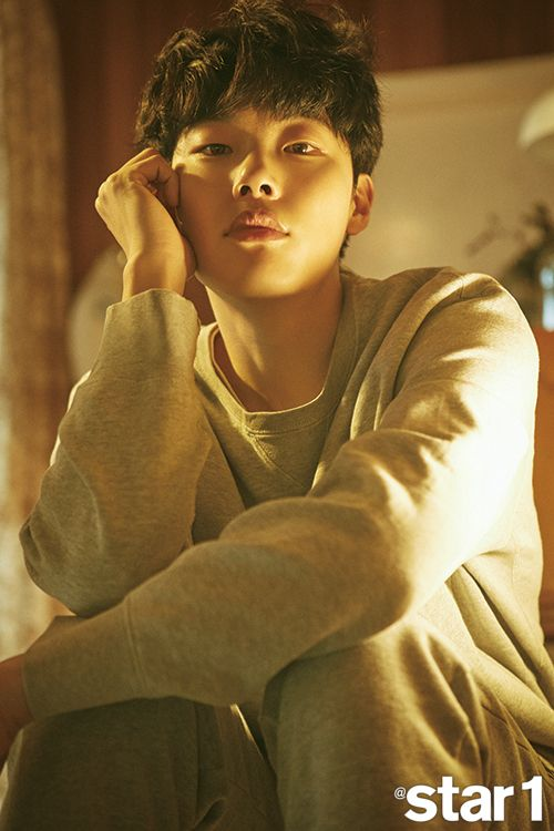 Ryu Jun Yeol - @Star1 Magazine February Issue '17