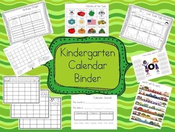 Ever want to make your calendar routine more interactiveCalendar Time, Kindergarten Math, Kindergarten Calendar, Schools Ideas, Black And White, Schools Kindergarten, Calendar Binders Kindergarten, Calendar Routines, 4 50 Kindergarten