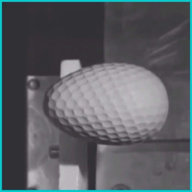 Amazing Capture Of A GolfBall At 150 MPH ⛳️ Done By @beyondslowmotion  Like This Post If You Think This Is Cool! See More At @arts.video @arts.video