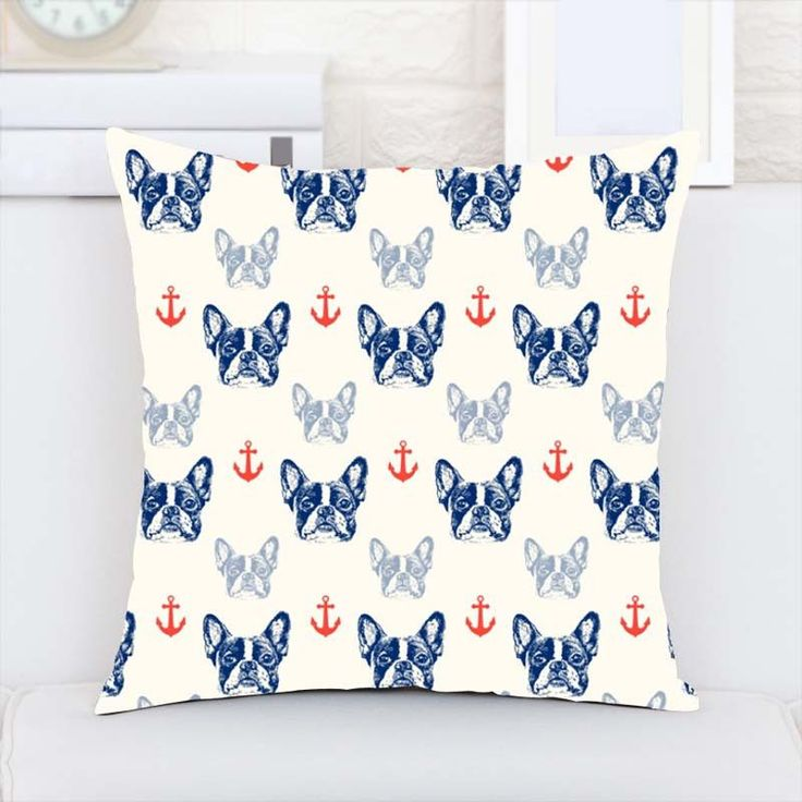 70 Best French Bulldog Fabric Images On Pinterest French