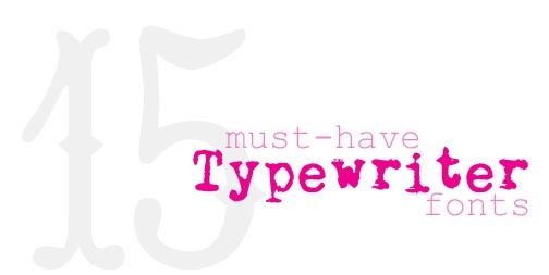 typewriter fonts free links: Must Hav Typewriters, Downloads Typewriters, Fonts Free, Fab Fonts, 15 Typewriters, Typewriters Fonts, Free Fonts, Fonts 11, Fun Fonts