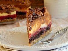 JAFFA TORTA: Ukusna, nepečena torta sa malinama ili nekim drugim voćem – Sve Za Ženu