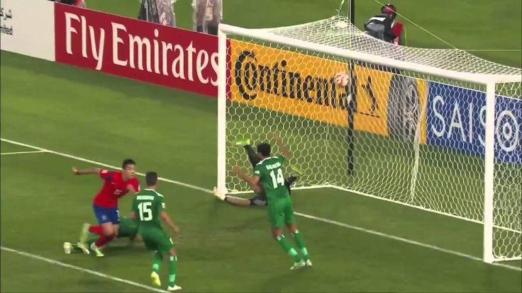 ##AC2015 #201... #2015 #afc #AFCAsianCup #asian #AsianCup2011 #AsianCup2015 #AsianFootball #AsianFootballConfederation #australia #cup #iraq #korea #republic #sf1 #vs #WorldSportGroup #WSG SF1: Korea Republic vs Iraq - AFC Asian Cup Australia 2015