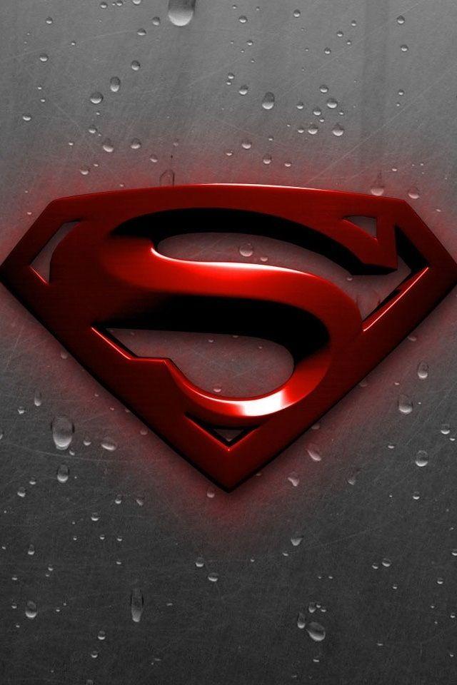 Iphone 6s Wallpaper Hd Superman Phone Wallpaper Supers Pinterest