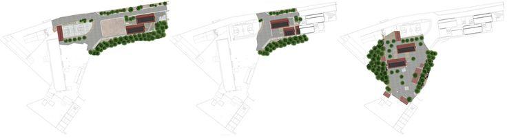 Centre Rosalie Javouhey Phased Masterplan © 2011 - 2013 Thinking Development