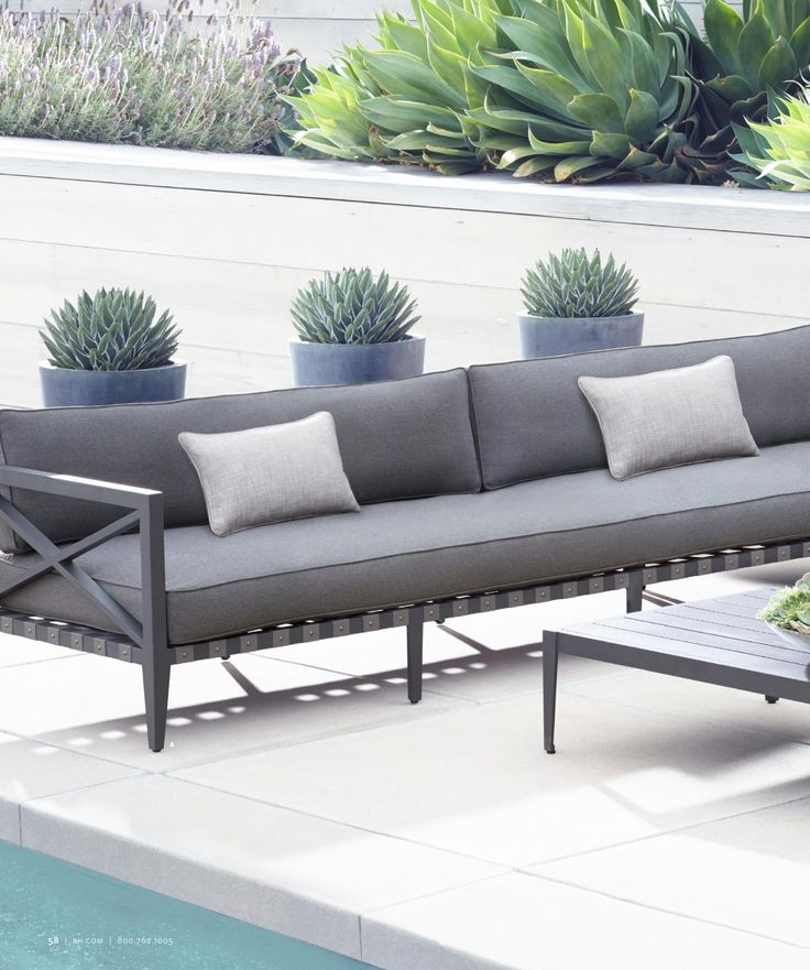 86 best Outdoor furniture images on Pinterest Garden furniture - lounge gartenmobel outlet
