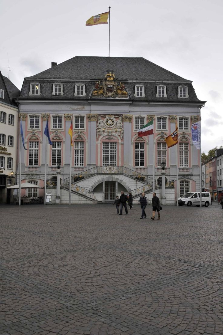 Old Townhall, Bonn, Germany