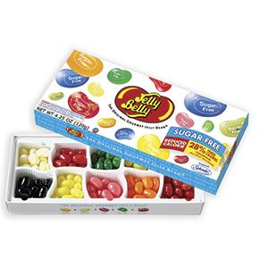 10-Flavor SUGAR FREE Jelly Bean Gift Box
