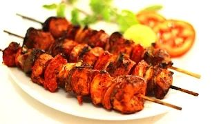 chicken kebab recipe indian - YouTube