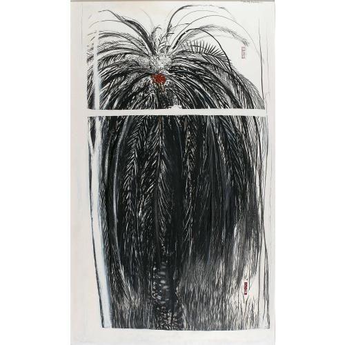 Palm Tree  Brett Whitely