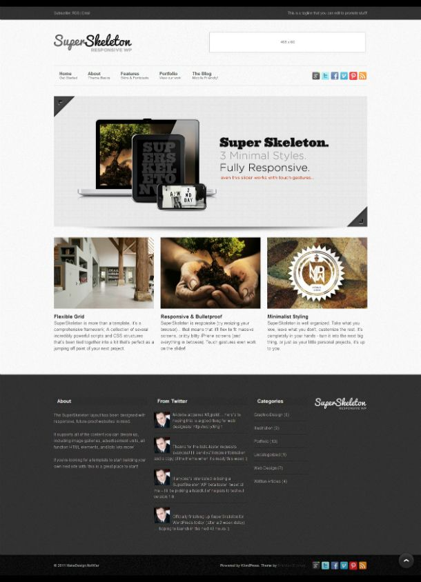 In this article we have collected best selling #Responsive #WordPress #themes from #themeforest. http://wp.me/p3sKRs-4y6
