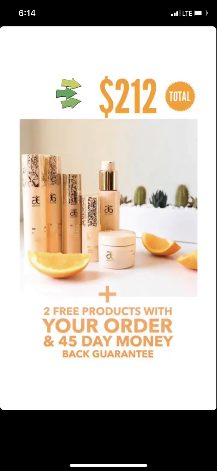Pin by Zella Earl on Arbonne (With images) Skincare set